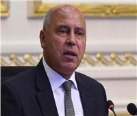 وزير النقل: انتهى عصر الشركات العالمية والأرصفة والمحطات تصنع بأيادي مصرية