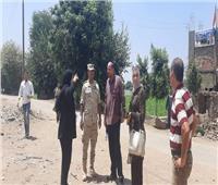 سرور: وحدة صحية جديدة بمدينة أشمون ضمن «حياة كريمة»