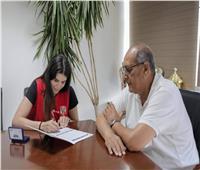 الأهلي يتعاقد مع رنيم الجداوي لتدعيم فريق السلة