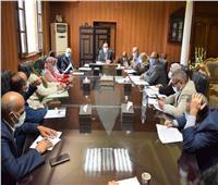رئيس جامعة بني سويف يعلن نتيجة مسابقة «أفضل شعبة وبرنامج جديد»