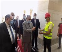تفاصيل أول يوم عمللـ«وزير الكهرباء» بمقر الوزارة في العاصمة الإدارية