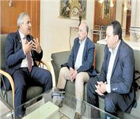 بشير السعداوي: خط الرئيس السيسي الأحمر «سرت- الجفرة» ساعد في خفض التوتر بليبيا