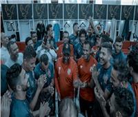 لاعبو الأهلي يحتفلون بعيد ميلاد موسيماني |فيديو