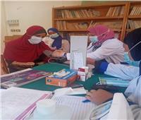 فحص85 سيدة بـ«مبادرة دعم صحة المرأة المصرية» في مركز جهينة بسوهاج