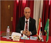 رئيس جامعة المنوفية: سرعة انتهاء تصحيح امتحانات الفصل الدراسي الثانى بالكليات