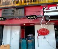 بعد تسمم عدد من المواطنين.. محافظ الإسماعيلية يتابع إجراءات غلق مطعم شهير