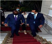 الكونغو: نسعى للاستفادة من الخبرات المصرية في تنفيذ مشروعات البنية التحتية