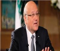 ميقاتي: عملية تشكيل الحكومة اللبنانية تسير ببطء