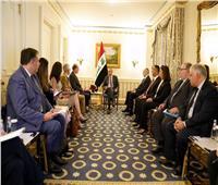 رئيس الوزراء العراقي يلتقي رئيس مجموعة البنك الدوليلبحث التعاون المشترك في كافة المجالات