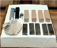 حبس عاطلين ضبط بحوزتهما كمية من مخدر الحشيش بـ«التبين»