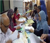 استمرار أعمال لجان البت في طلبات التصالح بأشمون