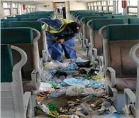 حكاية صورة في القطار الروسي الجديد أغضبت قيادات «السكة الحديد»