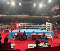 طوكيو 2020  عبد الرحمن عرابي يخسر أمام بطل بريطانيا في الملاكمة 5-0