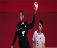 أولمبياد طوكيو  منتخب مصر لليد يفوز على اليابان بنتيجة 33\29