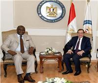 تعاون وشراكة تنموية مع مصر بالبترول والغاز والتعدين