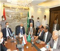 «أبو شقة» بعد اختياره سفيرًا لـ«حياة كريمة»: سندعم المبادرة ماديًا ومعنويًا