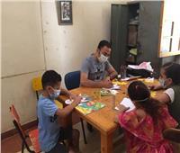 أطفال المنيا يقدمون عروض غنائية بقصر الثقافة