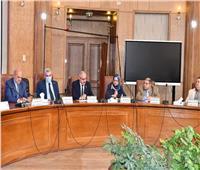 انعقاد مجلس جامعة قناة السويس عن شهر يوليو