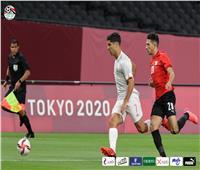أحمد ياسر ريان يتقدم لمصر بالهدف الأول على استراليا في أولمبياد طوكيو
