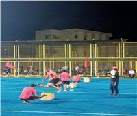 تربية رياضية شبين تحقق المركز الأول في مهرجان «سبورت فيت»