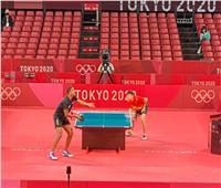 عمر عصر يودع منافسات تنس الطاولة في أولمبياد طوكيو