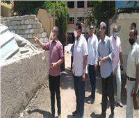 محافظ أسيوط: متابعة دورية لمشروعات المبادرة الرئاسية تطوير الريف المصري