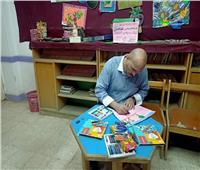 «ثقافة المنيا» تقدم ورشة حكي للأطفال عن ثورة ٢٣ يوليو بالشيخ مسعود