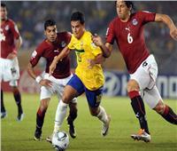 تاريخ مواجهات مصر والبرازيل في الأولمبياد .. تعادل وخسارة