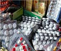 ضبط أدوية منتهية الصلاحية ومجهولة المصدر في بني سويف