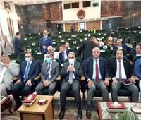 لجنة برلمانية تتفقد مشروعات المنطقة اللوجستية وطنطا الجديدة بالغربية