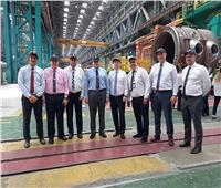 الوكيل : تصنيع وعاء الضغط الخاص بمحطة الضبعة النووية بروسيا