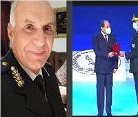 منح تكريم رئاسي.. من هو اللواء مؤمن سعيد مدير الإدارة العامة للمرور الجديد؟