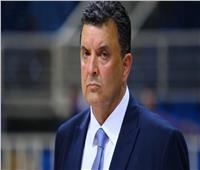 الزمالك يكشف تفاصيل التعاقد مع اليوناني فانجيليس أنجيلو لتدريب فريق السلة