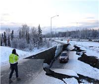 تحذير من تسونامي عقب زلزال ألاسكاالمدمر
