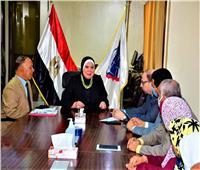 «أبو مندور» رئيسًا لمصلحة الكفاية الإنتاجية لمدة عام