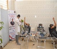 مديرية أمن القاهرة تنظم حملة تبرع بالدم
