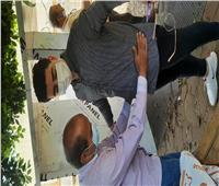 طلاب الأدبي بالثانوية العامة ببني سويف «سعداء» بامتحان الإنجليزي