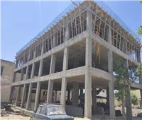 إنشاء مجمعين خدميين ومدرسة بدمنهور وأبو حمص ضمن «حياة كريمة»