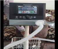 لأول مرة في الدلتا: جهاز مساعد إخراج إفرازات الرئة بمستشفيات جامعة المنوفية