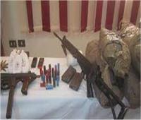 ضبط مخدرات وسلاح بحوزة84 شخصا بالجيزة