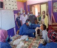 قوافل جامعة طنطا الطبية تجوب القرى الأكثر احتياجًا دعما لـ«حياة كريمة»