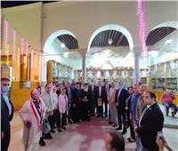 محافظ الغربية يهنئ كنيسة «سمنود» بعيد شفيعها