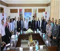 بروتوكول تعاون بين البطريركية بالإسكندرية والمعهد القبطي للتدبير الكنسي