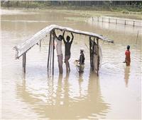 فيضانات عارمة تفاقم مأساة الروهينجا فى بنجلايش