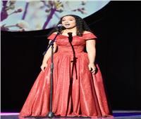 وزيرة الثقافة تشهد المشاركة الأولى لأصغر مغنية مصرية فى أوبرا فيينا