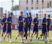 بعد الفوز على أسوان| موسيماني يمنح لاعبي الأهلي راحة من التدريبات لمدة 3 أيام