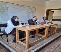 جهاز تنمية المشروعات يعقد مؤتمرًا بقرية كفر عشما بالشهداء