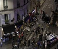 غلق شارع في باريس بعد اصطدام سيارة بمقهى