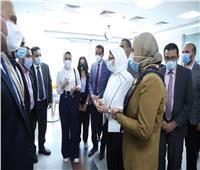 أفضل مداخلة «الصحة»: مصر تستورد احتياجات مشتقات البلازما بنسبة 100٪