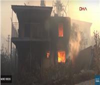 3 قتلى و122 مصابًا في حريق غابات بالقرب من منتجع سياحي في تركيا  فيديو